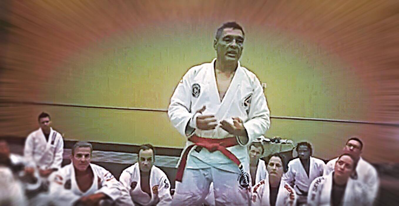 Rickson Gracie Has Been Promoted To Red Belt In BJJ! - BJJ