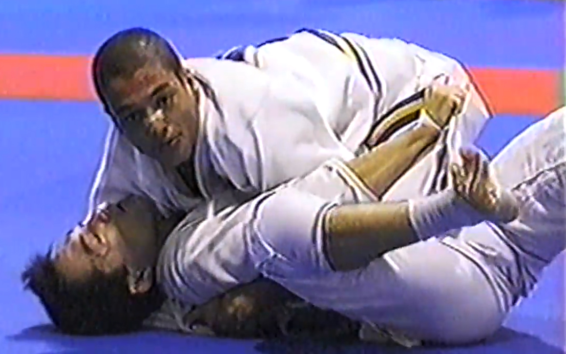 BJJ: Remember the style of Rockson Gracie, Rickson's